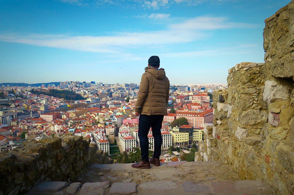 Castello St Jorge Lisbon