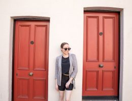 TRENERY   Summer Shorts In Black   Seymour & Ford