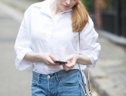 SIR THE LABEL | 3X1 | White Linen Blouse & Jeans | Seymour & Ford
