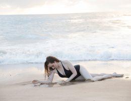 MARYSIA   Black One Piece Swimsuit   Seymour & Ford